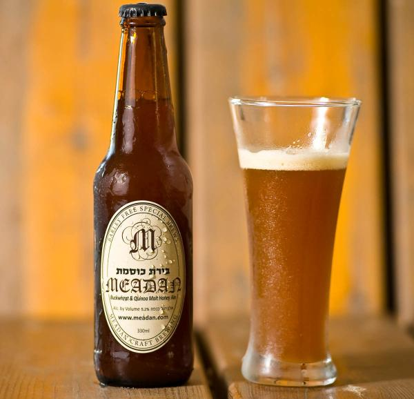Meadan Craft Brewing Cerveza libre de gluten